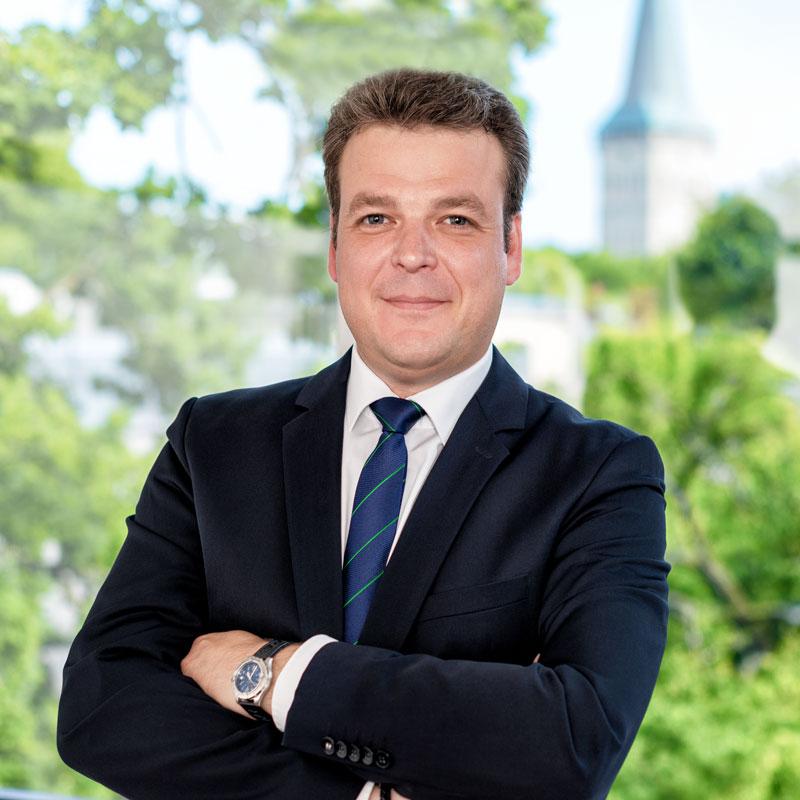 Gröne Rechtsanwälte Osnabrück - Andree Schlick